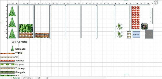 tuinplan maken op de pc moestuin forum voor en door